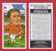 Hungary Ferenc Puskas Real Madrid 6 (ISOY)